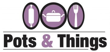 Pots And Things Logo